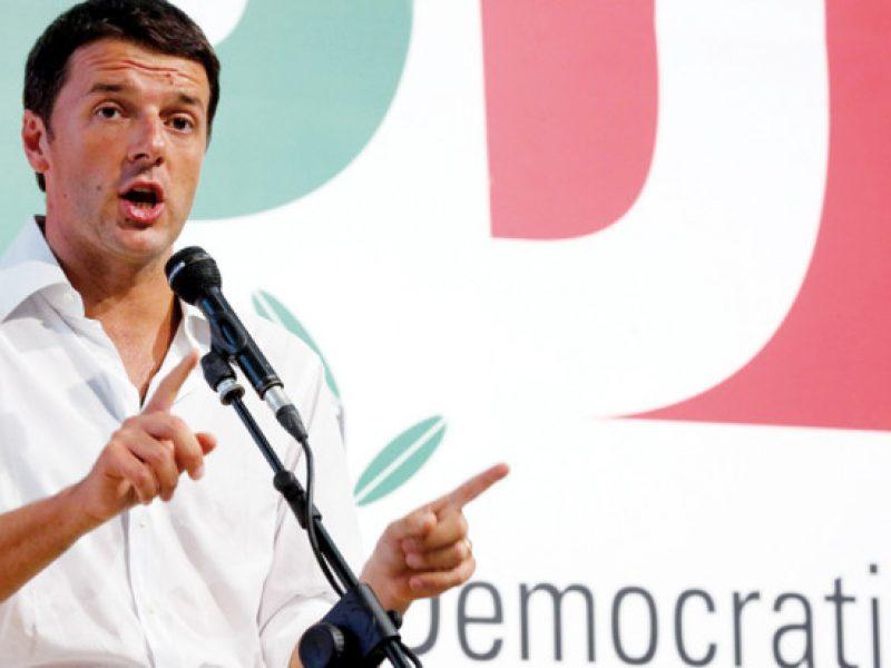 renzi, primarie pd sicilia, sicilia priamrie pd, segretario partito democratico, province sicilia primarie pd