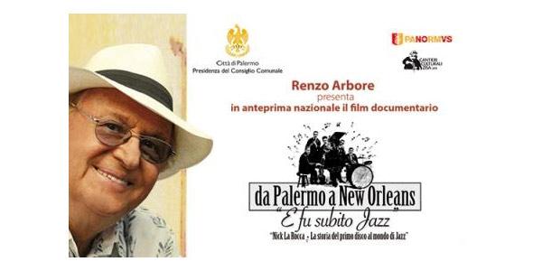 Palermo, cittadinanza onoraria per Renzo Arbore