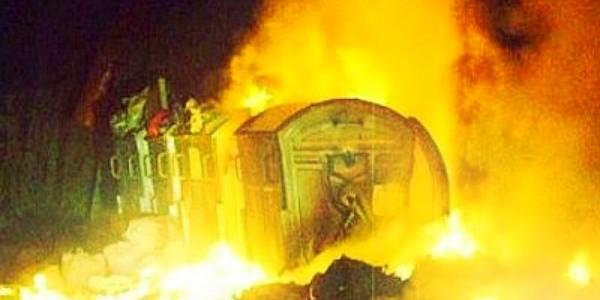 Ancora incendi di spazzatura a palermo decine i cumuli for Borgo ignazio in puglia