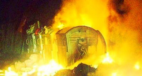 Natale di roghi a Palermo: l'emergenza rifiuti anche in provincia