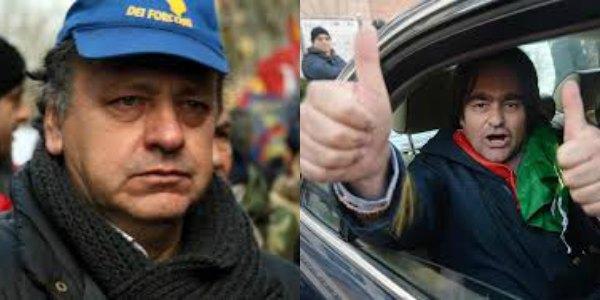 Movimento 9 dicembre vs Forconi   È scontro tra i leader Calvani e Ferro