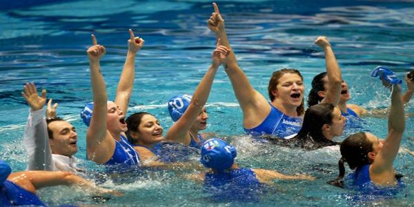 Pallanuoto, Europei: il Setterosa è in semifinale, sconfitta la Grecia