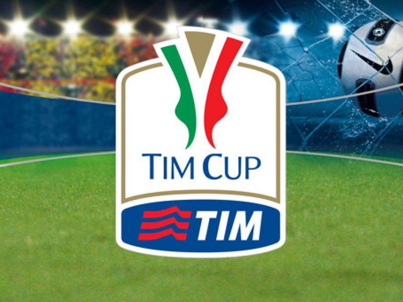 Coppa Italia, Tim Cup,