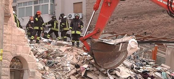 Palermo, chiuse le indagini del crollo di via Bagolino | Indagate quattro persone per omicidio e disastro colposo