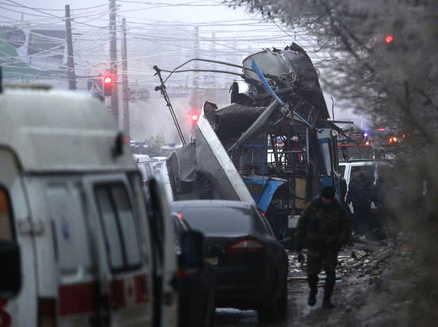 Russia, secondo attentato a Volgograd | Esplode un filobus, almeno 15 vittime