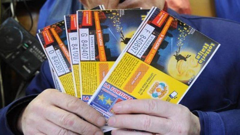 Lotteria Italia, il biglietto vincente ad Anagni  La dea bendata bacia anche Milano e il Torinese