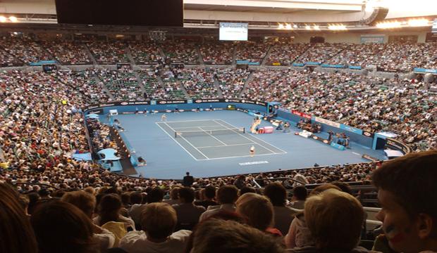 Tennis, Australian Open: sorteggiati i tabelloni. Schiavone eliminata, record sfumato