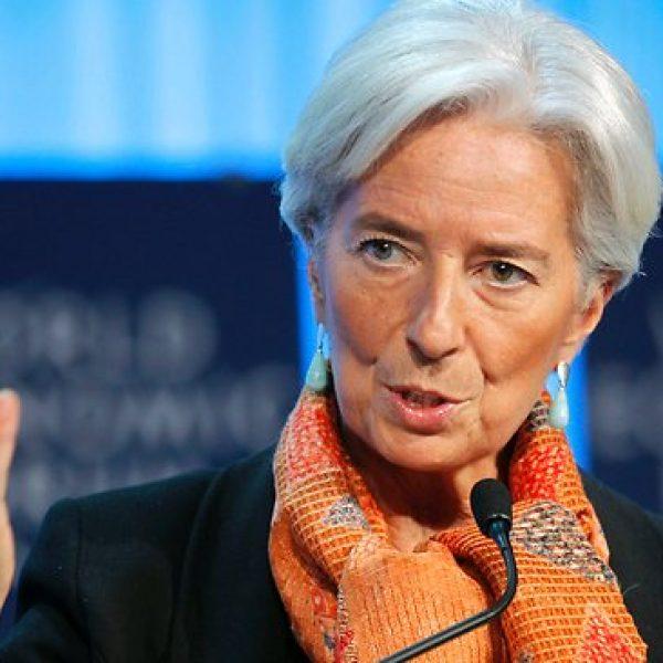 Fmi, l'allarme di Lagarde: