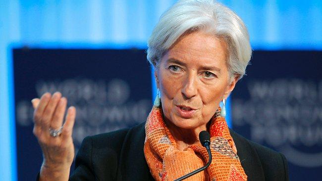 """Fmi, l'allarme di Lagarde: """"Debito pubblico record"""""""
