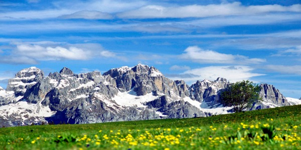In missione sulle Dolomiti alla ricerca di mercurio nell'aria