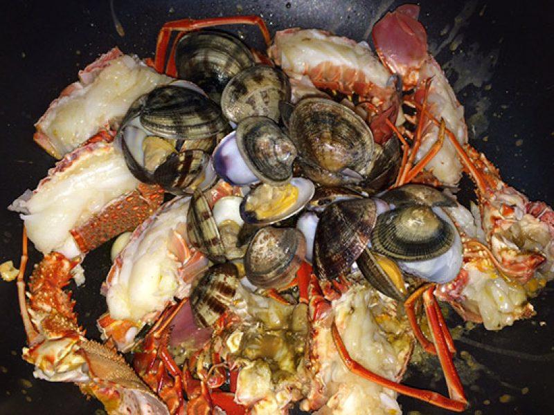 Primi piatti di pesce la ricetta della pasta con aragosta for Primi piatti pesce
