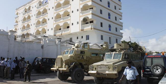 Camion bomba a Mogadiscio, oltre 237 morti | La deflagrazione è avvenuta vicino all'Hotel Safari