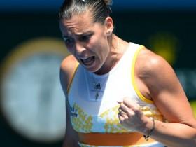 Flavia Pennetta passa ai quarti degli US Open, US Open, Pennetta-Dellacqua