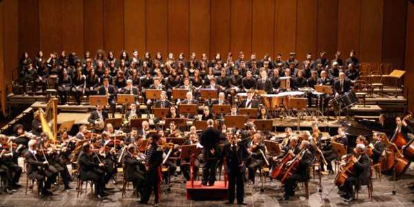 Audizioni dell'Orchestra Sinfonica Siciliana   Sul sito internet il bando e la domanda di partecipazione
