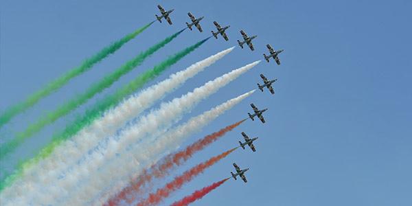 Festa del tricolore cambio della guardia in forma solenne a roma si24 - Costume da bagno tricolore ...