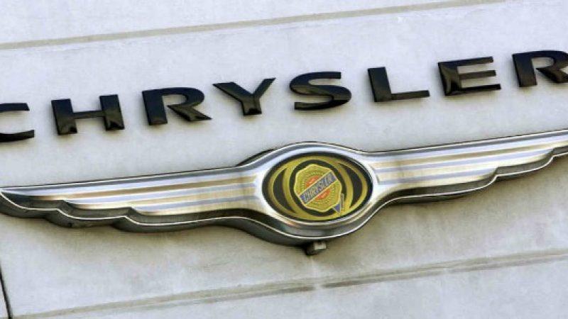 Chrysler, aumento del 9 % delle vendite nel 2013 | Risultati in crescita per 45 mesi consecutivi