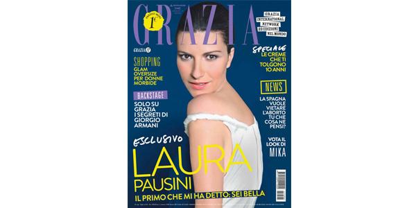 """Laura Pausini si confida: """"Paolo è stato il primo uomo a dirmi che sono bella"""""""