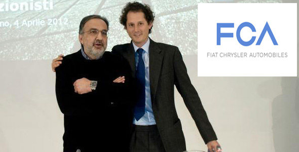 Nasce Fiat Chrysler Automobiles   La sede legale sarà in Olanda