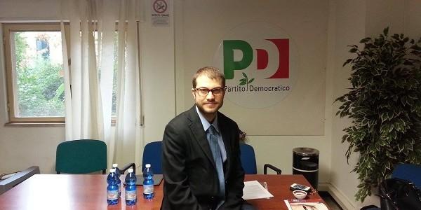 """Raciti, il volto nuovo del Pd Sicilia: """"Costruiremo un Pd forte e autorevole""""$"""