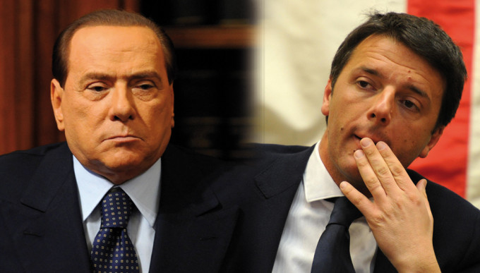 Presidente della Repubblica, oggi due votazioni | Renzi e Berlusconi litigano su chi salirà al Colle