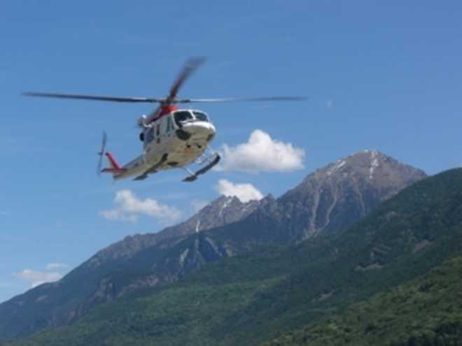 Cervinia, seggiovia bloccata: portati in salvo 30 passeggeri