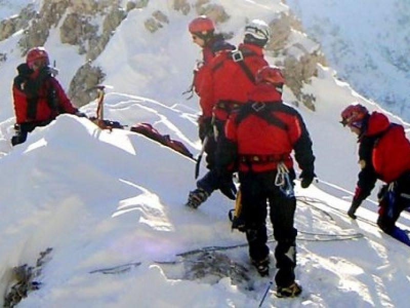 Alpinismo, alpinista morto, canalone Marinelli, Macugnaga, Massiccio del Rosa, Zumstein