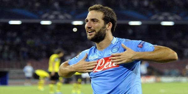 Napoli-Genoa finisce 1-1 al San Paolo  Calaiò segna all'84°, il gol dell'ex ferma Benitez