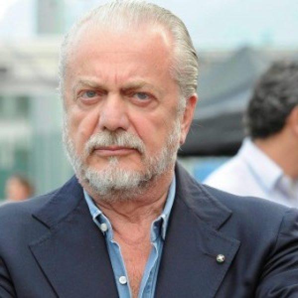 Napoli, De Laurentiis: