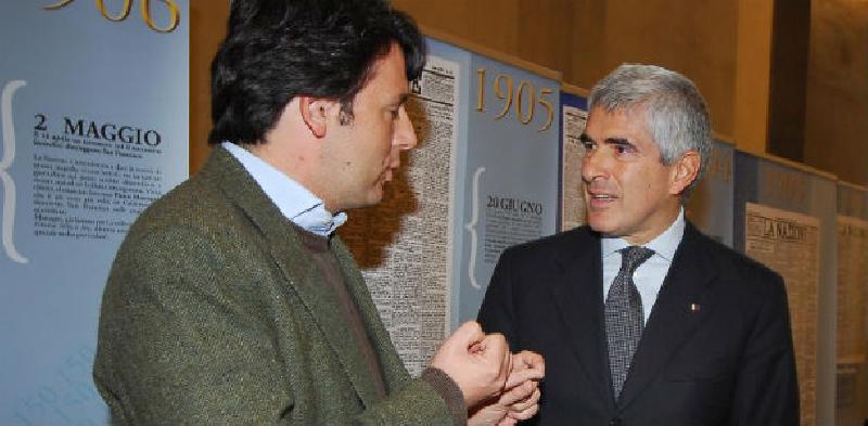 Renzi e il Pd rischiano con l'Italicum | La mossa di Casini rafforza il centrodestra