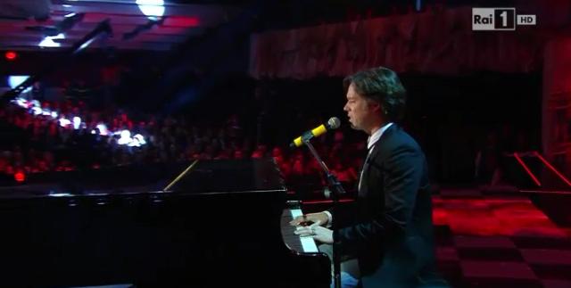 Rufus Wainwright ospite a Sanremo 2014 /VIDEO