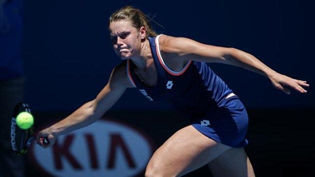 Tennis, Us Open: avanti Knapp, Giorgi, Errani e Pennetta. Fuori Lorenzi e Schiavone