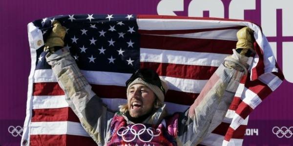 Sochi 2014, primo oro agli Usa. Lo ha vinto Kotsenburg nello snowboard