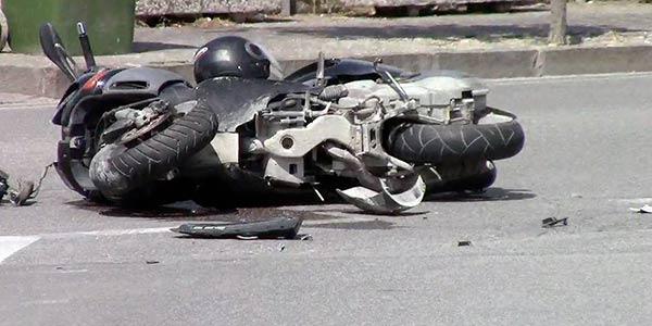 Verona, frontale tra moto e auto: un morto | Il centauro avrebbe invaso l'altra carreggiata