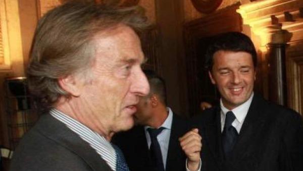 """Roma 2024, il comitato promotore a Montezemolo. Malagò: """"Nessuno ha la sua popolarità"""""""