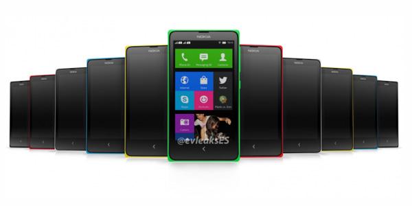 Normandy sarà il primo smartphone Nokia con Android secondo il WSJ