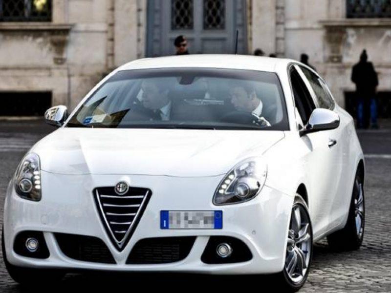 Renzi Alfa Giulietta X