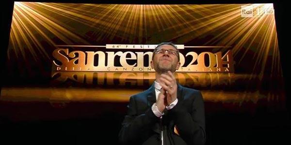 Ancora deludenti gli ascolti di Sanremo. Meno di 9 milioni di spettatori per la terza puntata