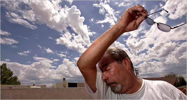 Meteo, caldo africano al Centro-Sud | Le temperature in aumento fino a 38 gradi