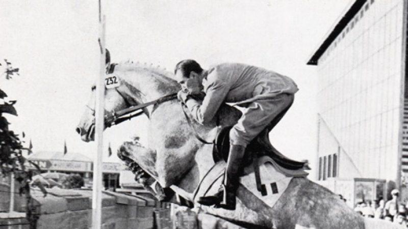 Morto Piero D'Inzeo, leggenda dell'equitazione italiana