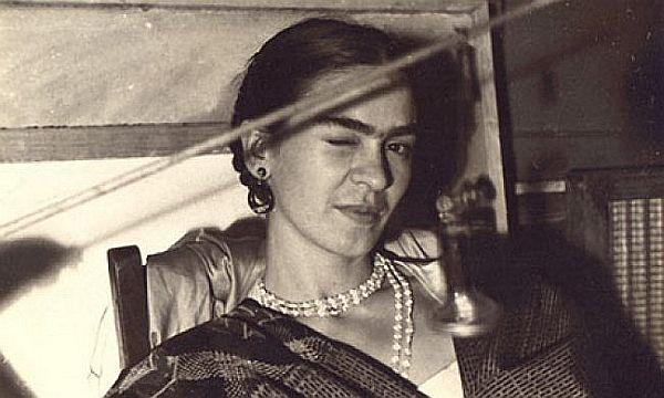 I capolavori di Frida Kahlo in mostra a Roma