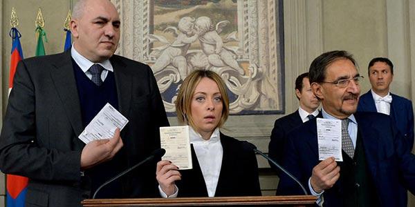 A Palermo urne aperte per le primarie di Fratelli d'Italia | Al via la consultazione popolare su quattro argomenti
