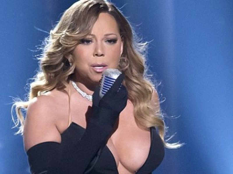 Mariah carey decollete bet honors washington the art of letting go pianoforte