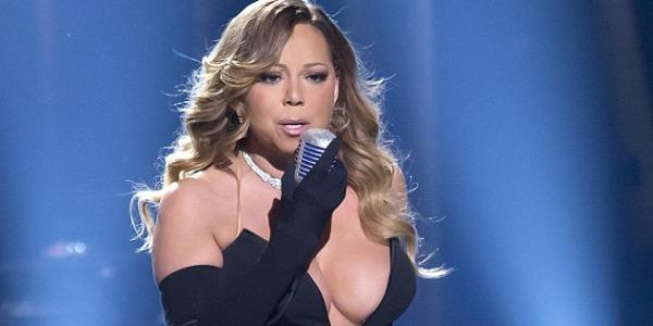 Mariah carey decollete bet honors washington the art of letting go pianoforte