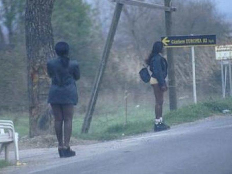 prostituzione nigeriane, arresti roma
