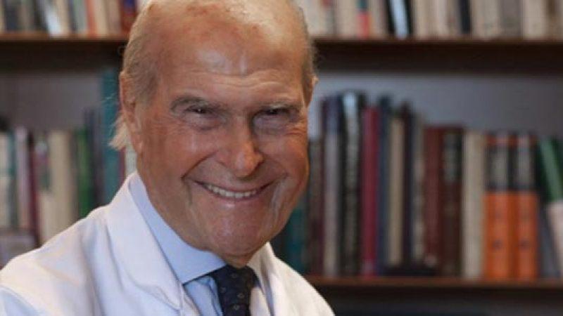 È morto Umberto Veronesi, aveva 90 anni   È stato oncologo di fama mondiale e politico