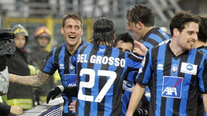 L'Atalanta si impone a Bologna. De Luca ed Estigarribia firmano lo 0-2