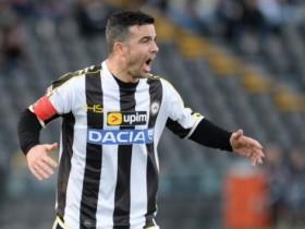 Totò Di Natale,Serie A, quinta giornata Serie A, risultati quinta giornata di Serie A, calcio, Udinese-Parma, risultato Udinese-Parma