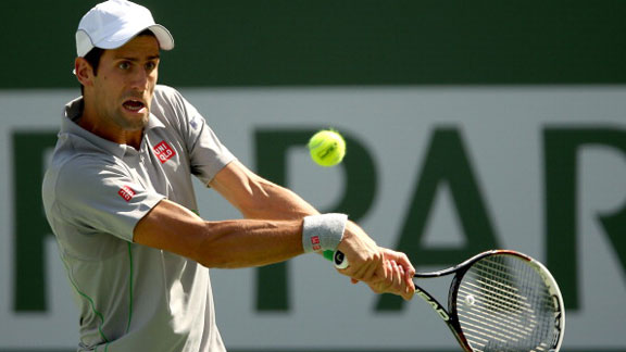 Tennis. Indian Wells: il tabellone maschile