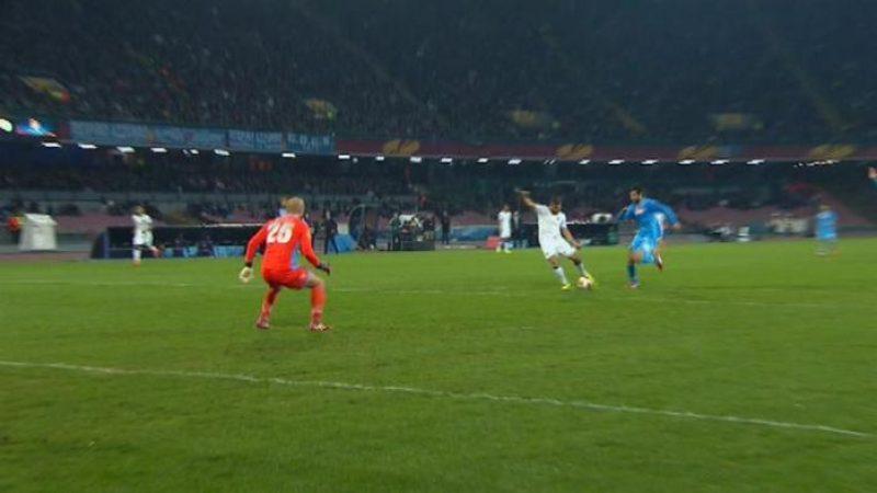 Napoli fuori dall'Europa League   Il 2-2 casalingo con il Porto non basta