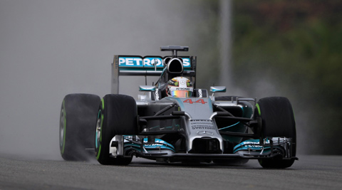 Formula 1, la Mercedes si presenta: nuova monoposto svelata il 23 febbraio